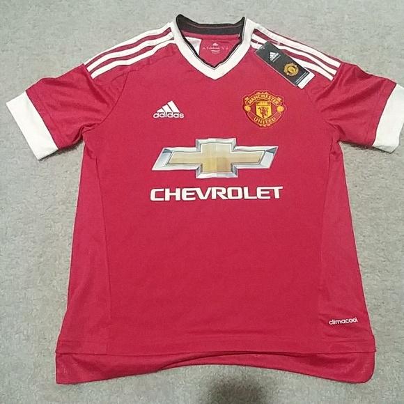 0e3cdc00b Adidas Manchester United shirt